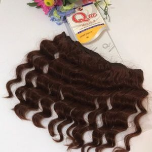 Que Human Hair Extensions